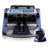 AccuBANKER AB 1100 PLUS UV/MG macchina contabanconote