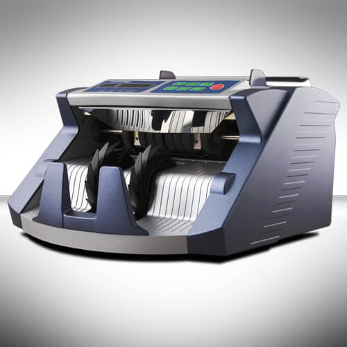2-AccuBANKER AB 1100 PLUS UV/MG macchina contabanconote