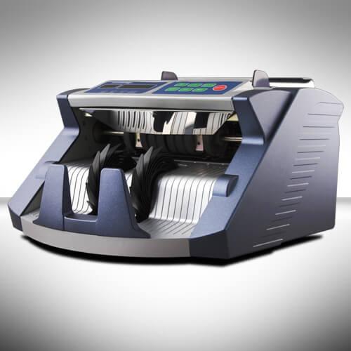 2-AccuBANKER AB 1100 PLUS UV/MG macchina contabanconote
