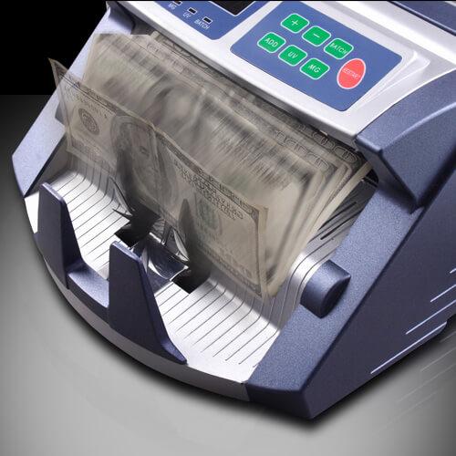 3-AccuBANKER AB 1100 PLUS UV/MG macchina contabanconote
