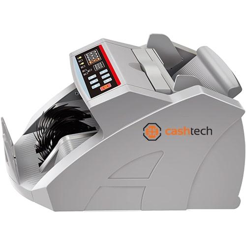 2-Cashtech 160 UV/MG macchina contabanconote