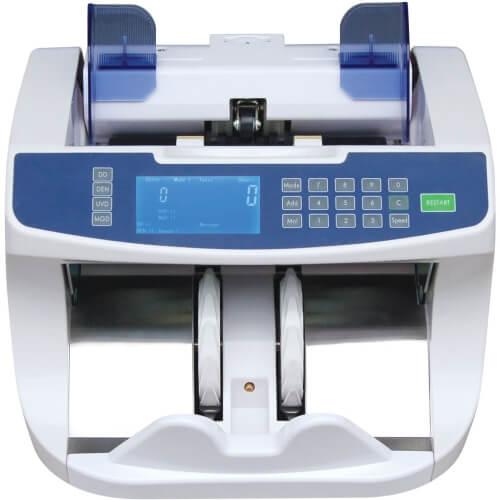 1-Cashtech 2900 UV/MG macchina contabanconote