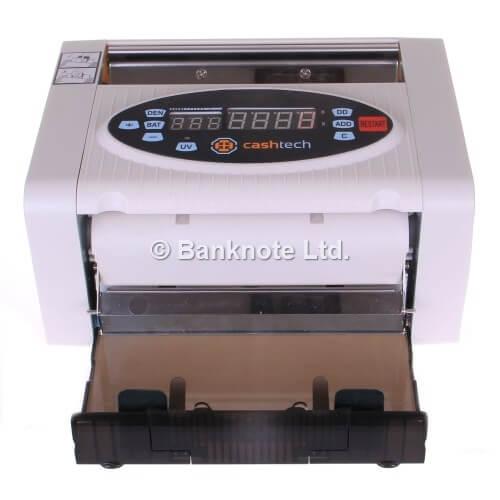 1-Cashtech 340 A UV  macchina contabanconote