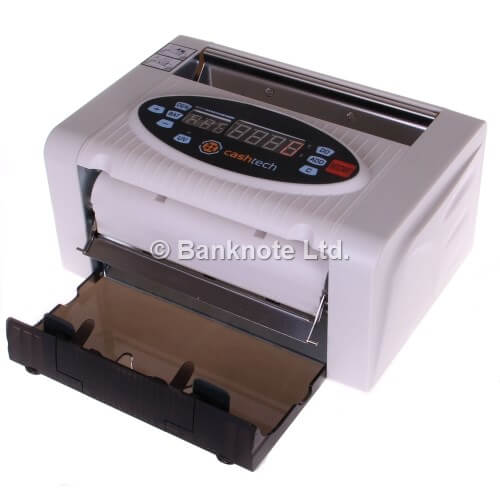 2-Cashtech 340 A UV  macchina contabanconote