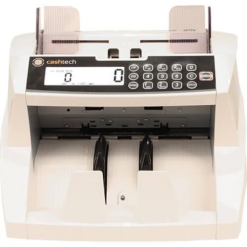 1-Cashtech 3500 UV/MG macchina contabanconote