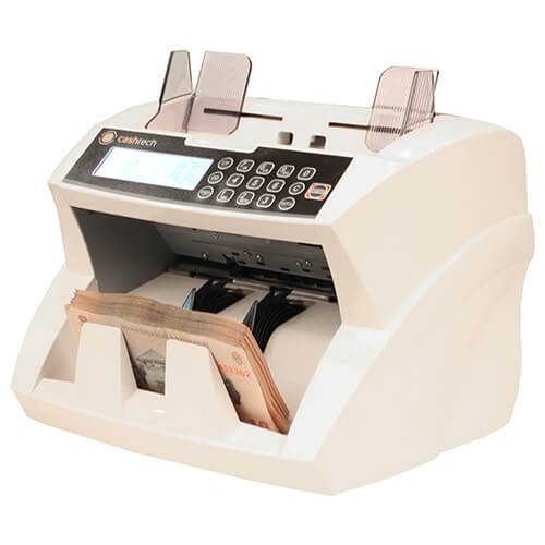 2-Cashtech 3500 UV/MG macchina contabanconote
