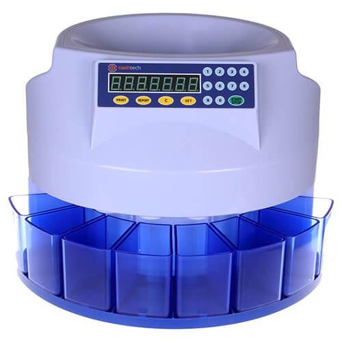 1-Cashtech 360 EURO macchina contamonete