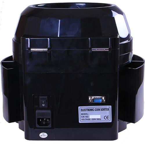 3-Cashtech 420 EURO macchina contamonete