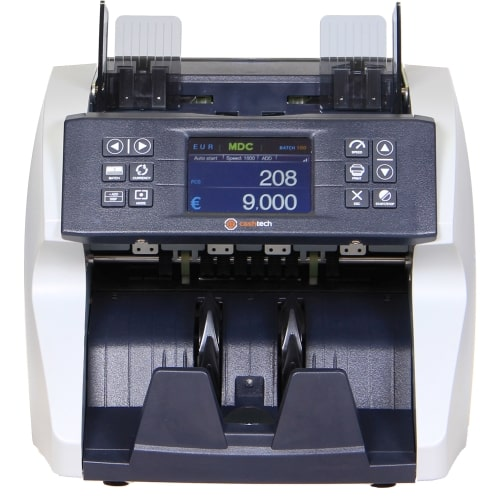 1-Cashtech 9000 macchina contabanconote
