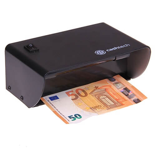 2-NCT 18 M verificatore banconote